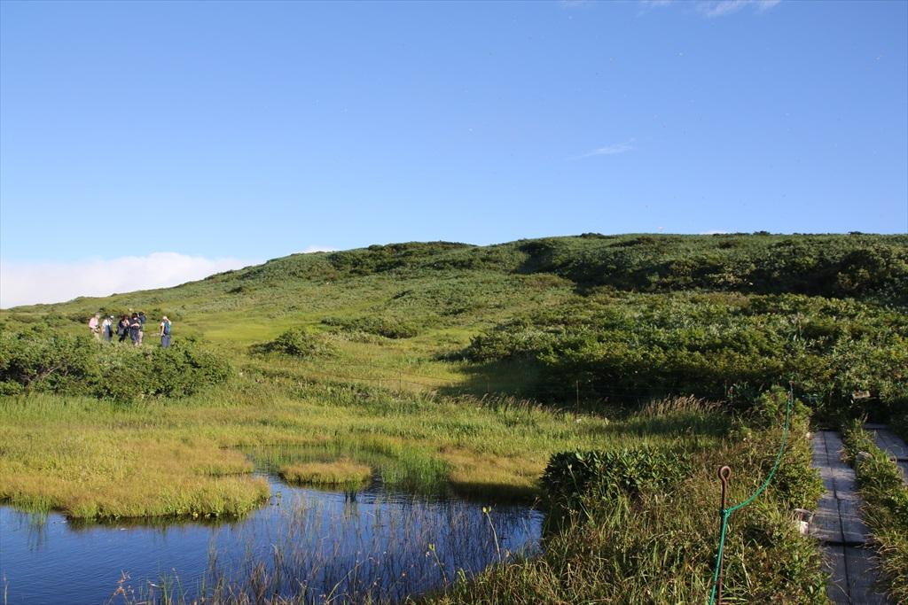 ここからは池塘がたくさんあった_12
