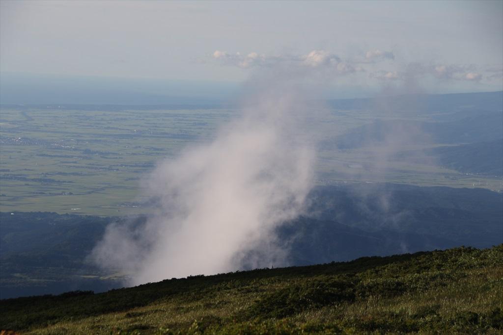 あちこちに雲が湧き上がってきた_2
