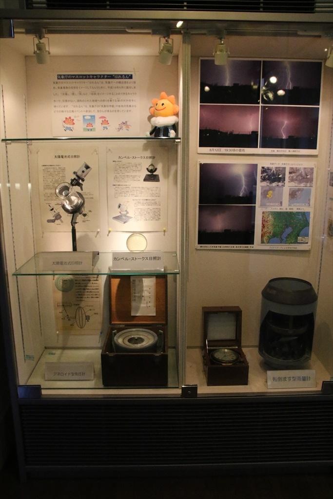 昔の観測機器