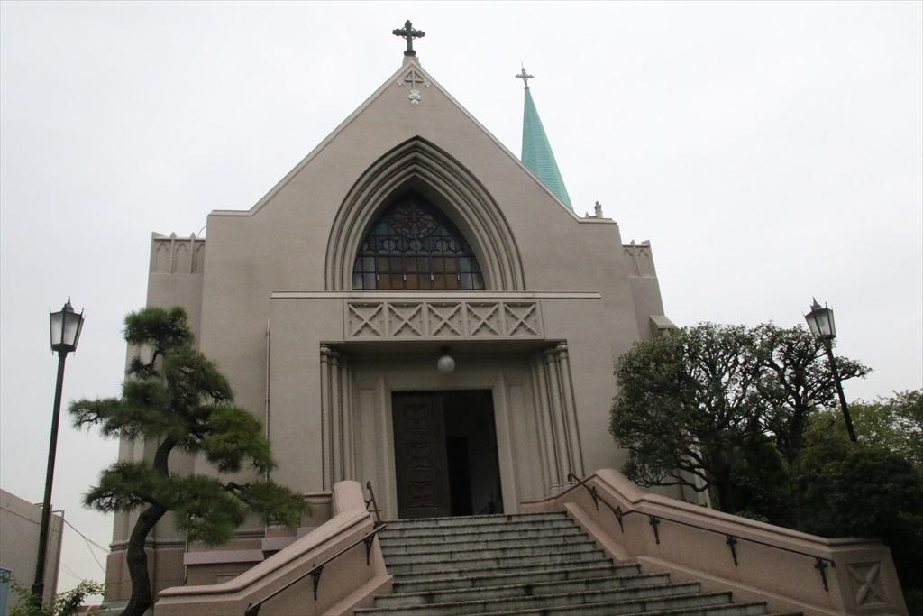 カトリック山手教会_聖堂_1