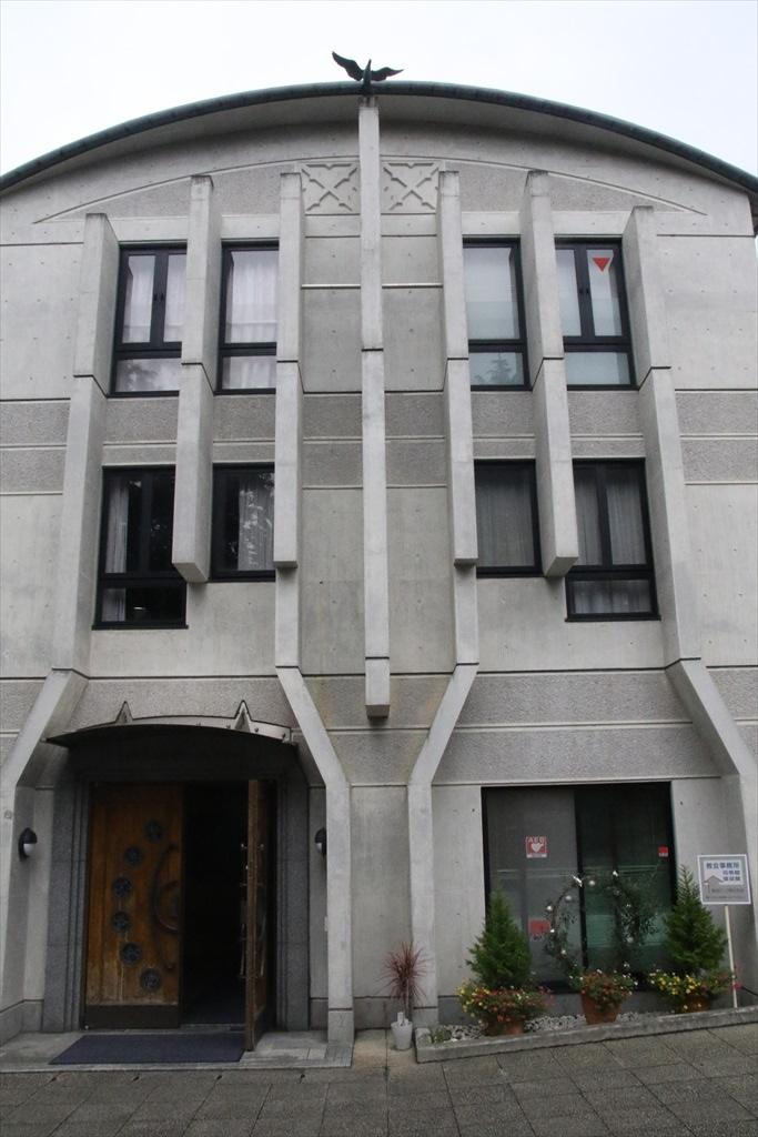 司祭館兼信徒会館