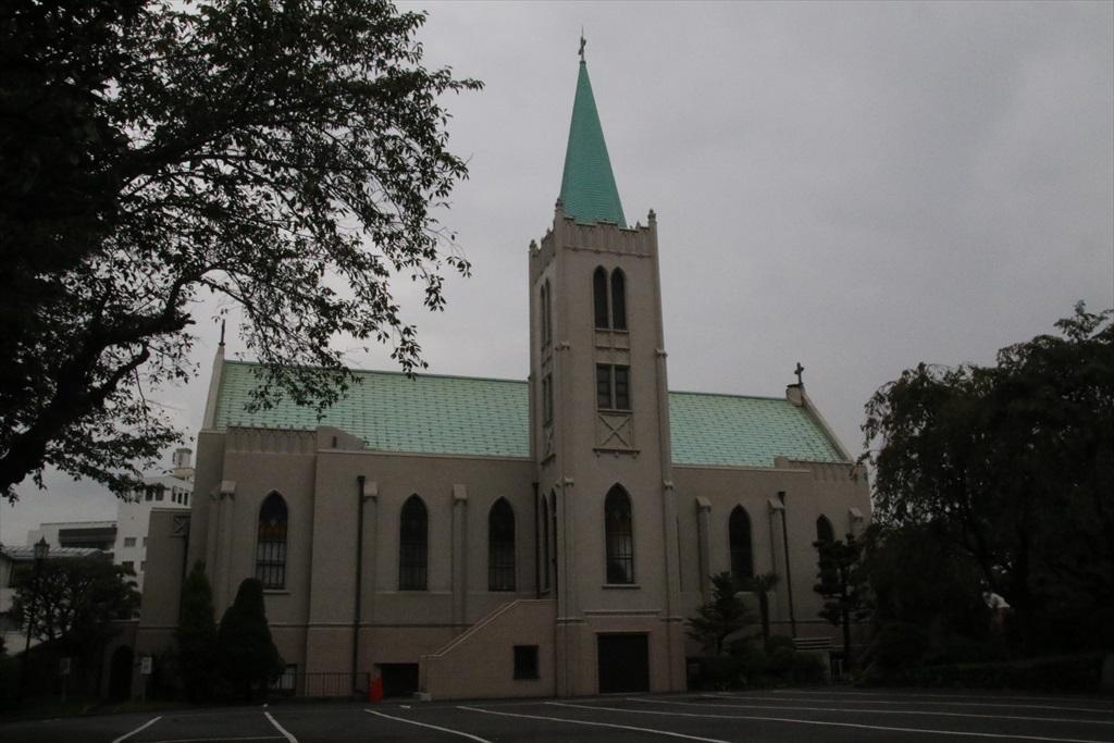 カトリック山手教会_聖堂_3