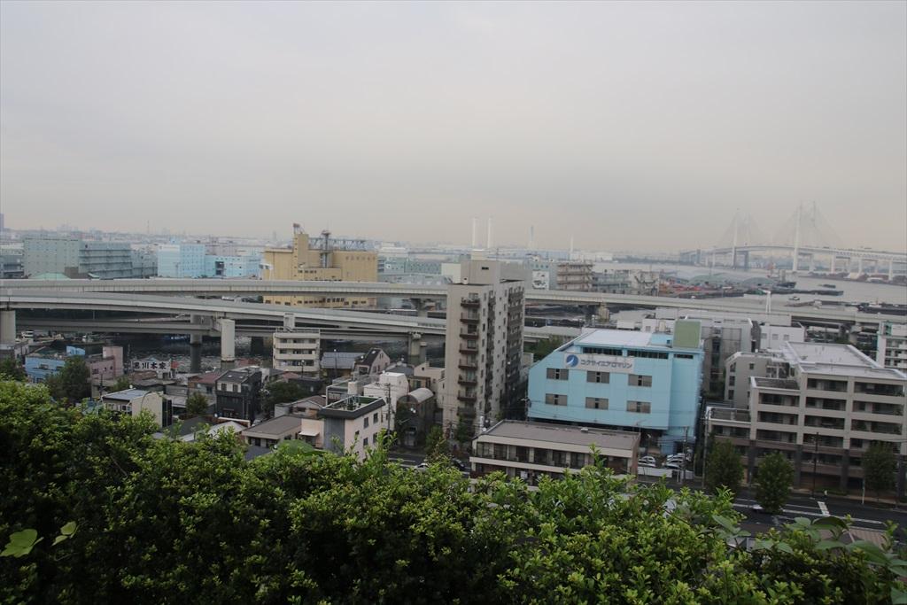 港の見える丘からの眺望_4