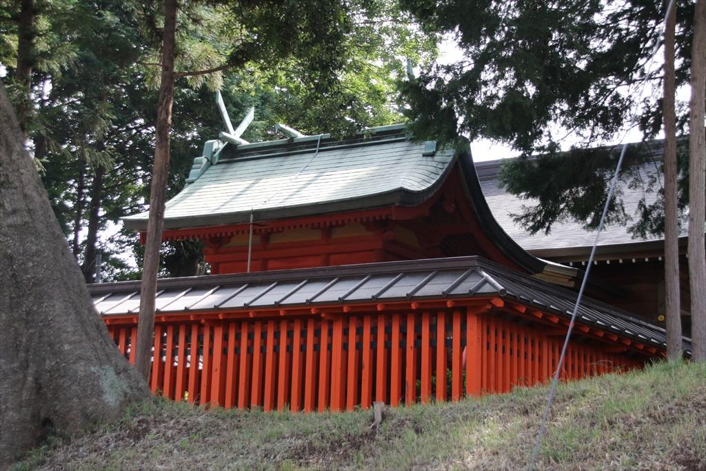 日枝神社(国指定重要文化財)_7