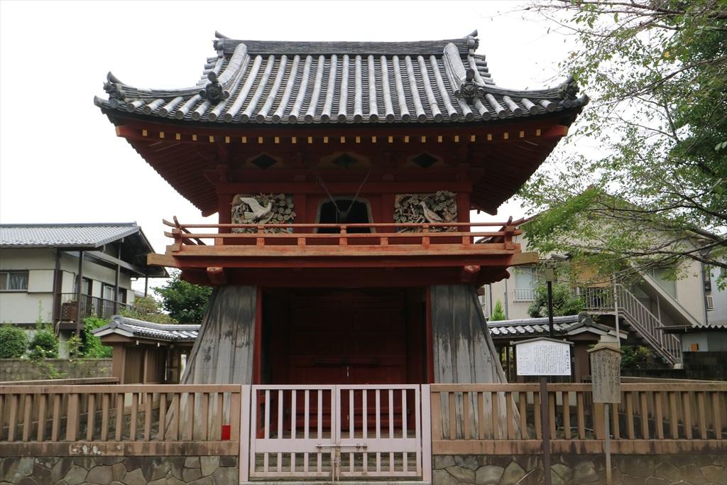 鐘楼門(附:銅鐘)(国指定重要文化財)_1