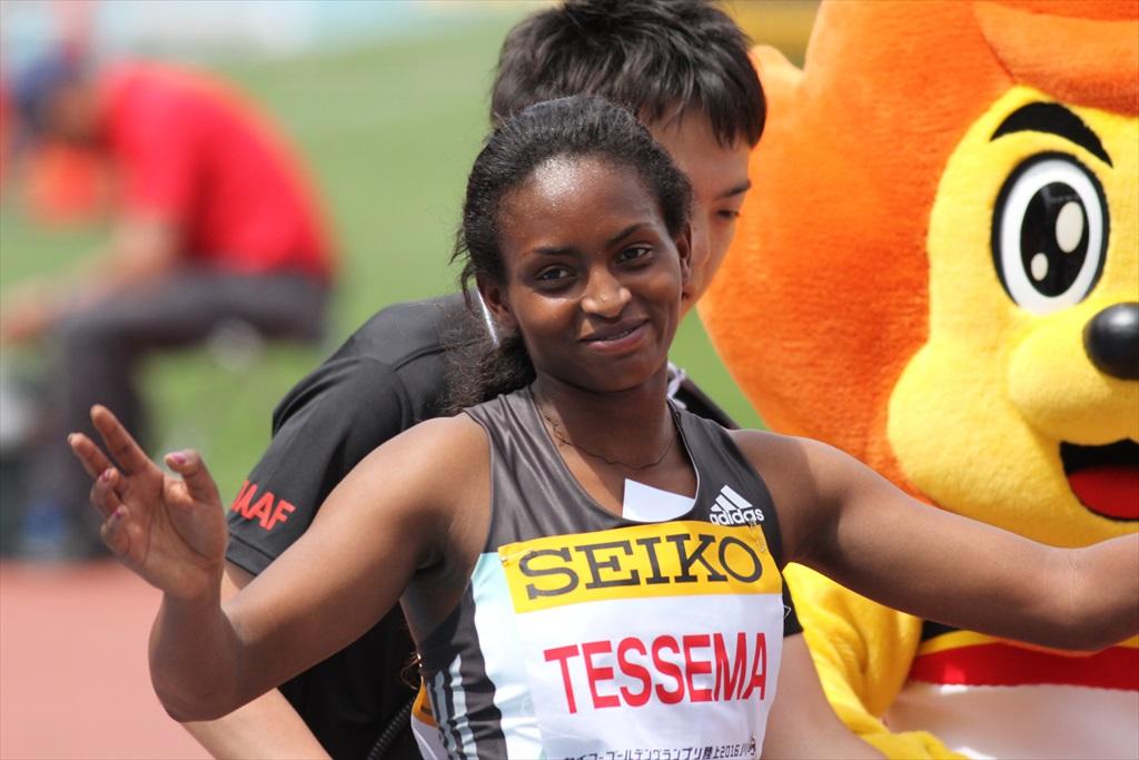 ティグストアセファ・テセマが2分0秒66で優勝_3