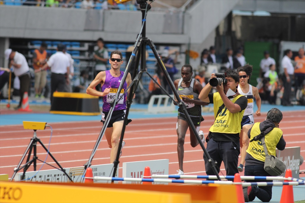 男子3000m(2)レース中盤の戦い_28
