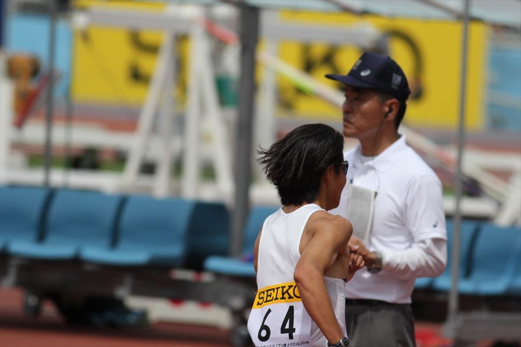 男子3000m(2)レース中盤の戦い_29