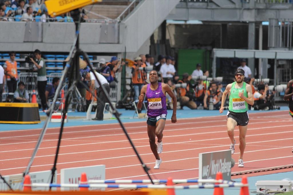 男子3000m(3)レース終盤の戦い_1