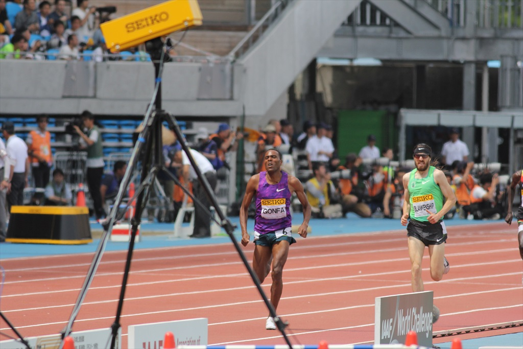 男子3000m(3)レース終盤の戦い_2