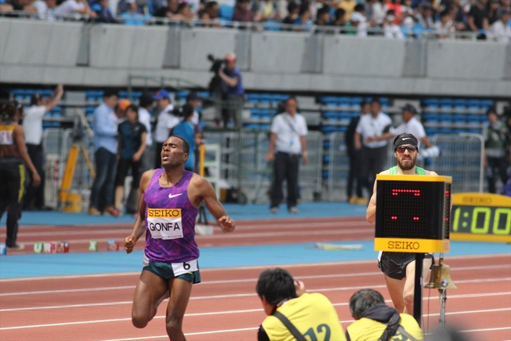 男子3000m(3)レース終盤の戦い_9