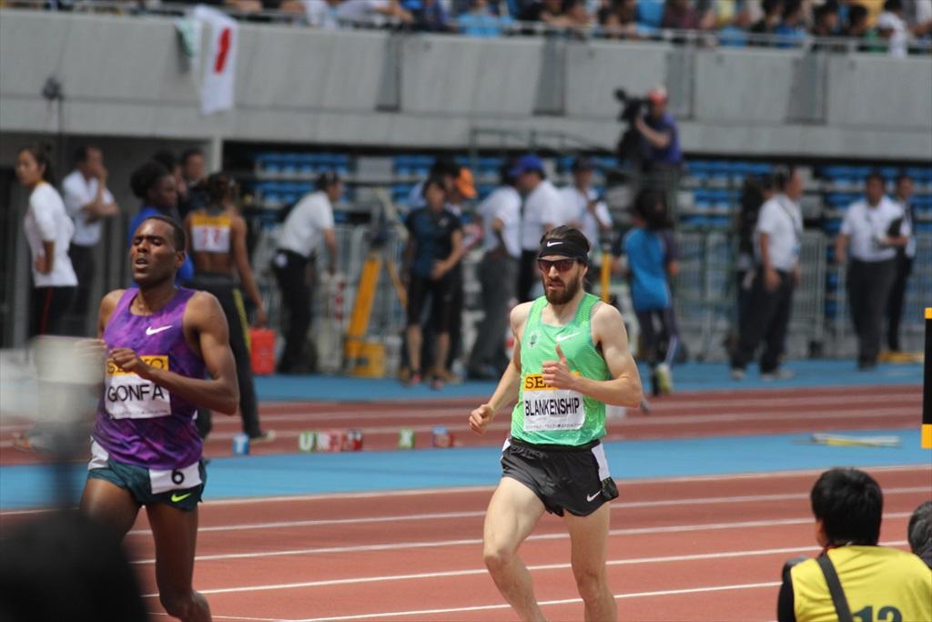 男子3000m(3)レース終盤の戦い_13