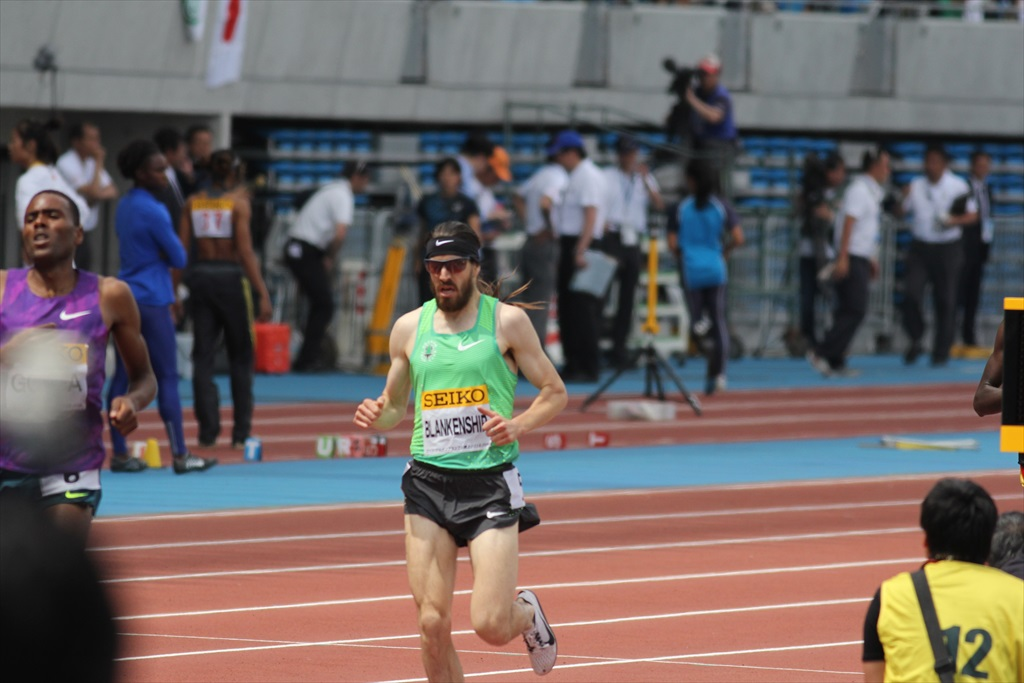 男子3000m(3)レース終盤の戦い_14