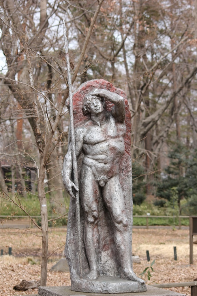 彫刻家北村西望先生の作品_3