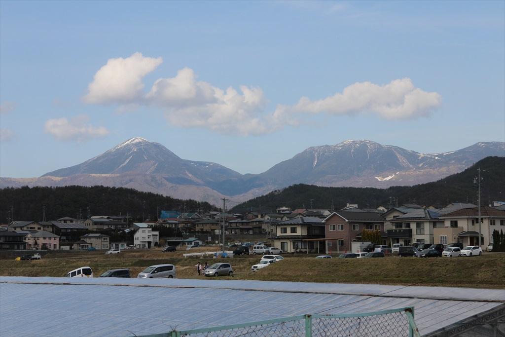 八ヶ岳や、蓼科山・横岳が綺麗だ_2