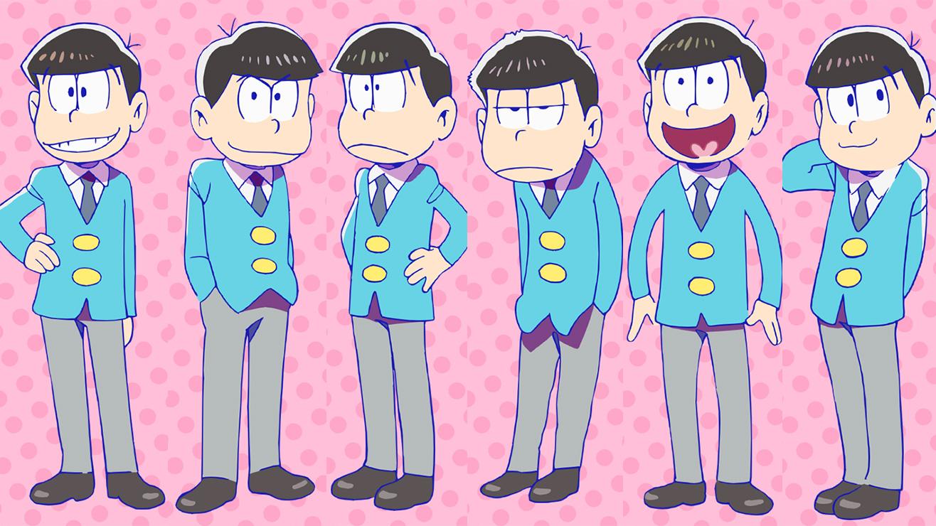 おそ松さん The Game 仮 Psvitaで登場 六つ子それぞれの