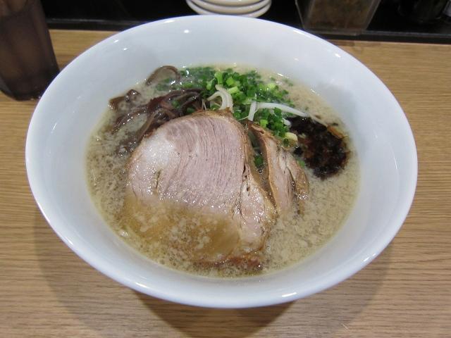 Noodle shop KUU @鹿児島市