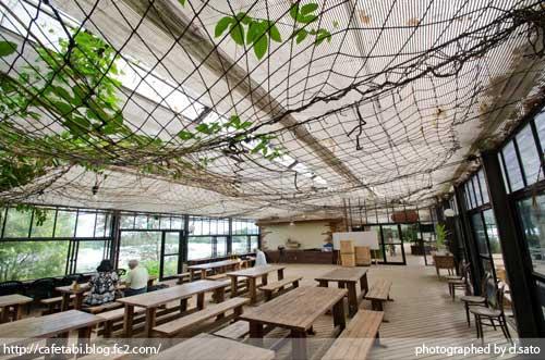 千葉県 大多喜町 ハーブガーデン ランチ サンドロップス 夏休み 旅行 自然 田舎 ハーブアイランド 店内 10
