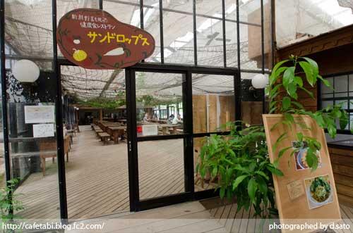 千葉県 大多喜町 ハーブガーデン ランチ サンドロップス 夏休み 旅行 自然 田舎 ハーブアイランド 店内 11