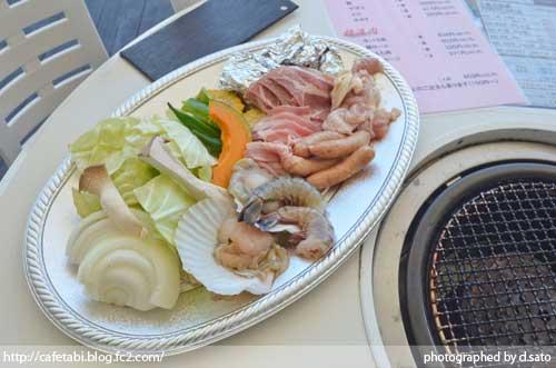 千葉県 南房総市 白浜町 リゾートイン白浜 日帰りプラン バーベキュー BBQ 料理 01