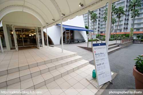 神奈川県 逗子市 リビエラ逗子マリーナ シーサイドカフェ SEASIDE CAFE 駐車場 おしゃれ 海の近く 鎌倉 湘南 場所 19