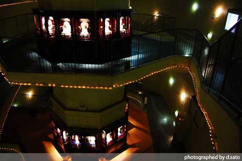 大宮城県 仙台市 観密寺 仙台大観音 巨大仏 館内 写真 13