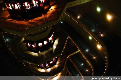 大宮城県 仙台市 観密寺 仙台大観音 巨大仏 館内 写真 15