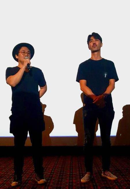 チャスンウォン 차승원 キム・イングォン 古山子大東輿地図