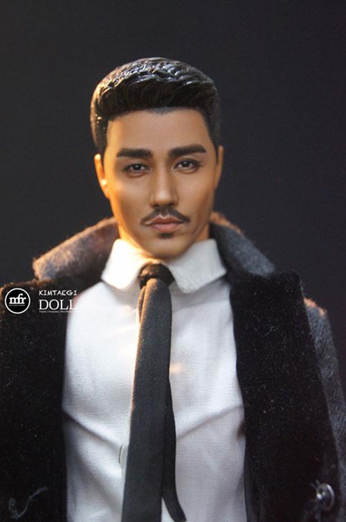 チャスンウォン 人形
