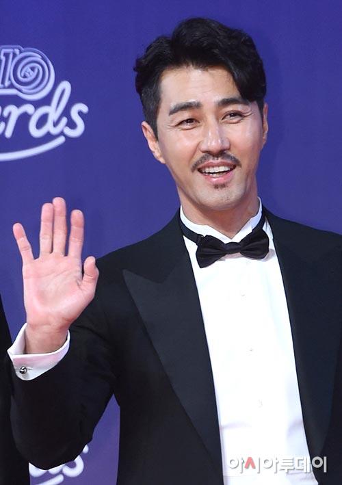 チャスンウォン 차승원 チャ・スンウォン tvN10アワーズ