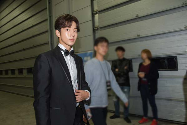 ナム・ジュヒョク tvN10 Awards