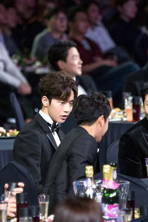 ソン・ホジュン ナム・ジュヒョク tvN10 Awards