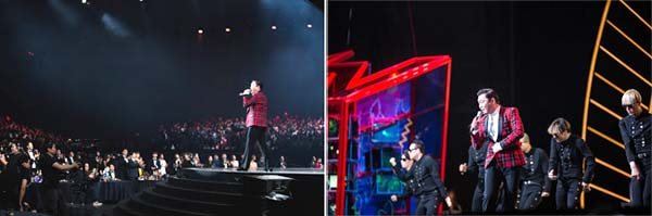 PSY サイ tvN10 Awards