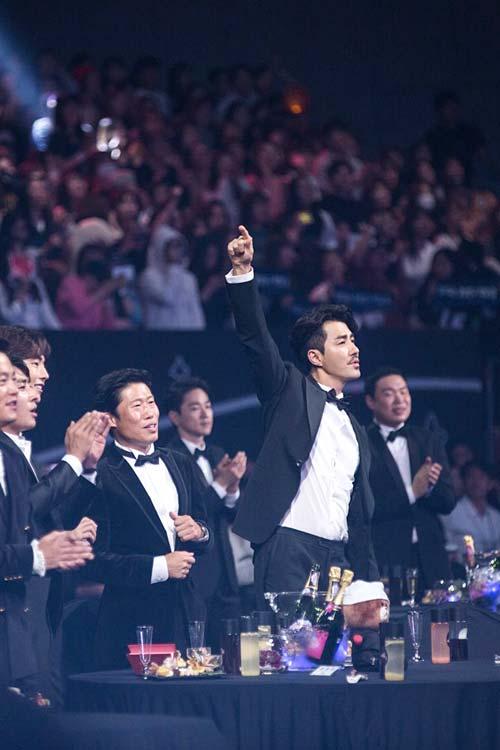 チャスンウォン 차승원 チャ・スンウォン tvN10 Awards