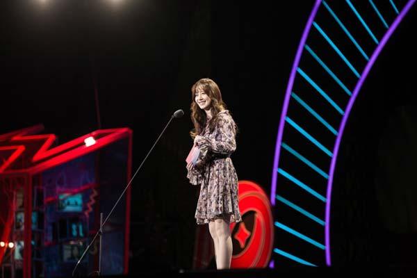 ク・ヘソン tvN10 Awards