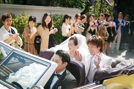 熊本 笑顔 結婚式