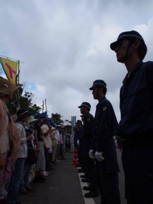 CoQZTwCVIAA6高江のヘリパッド建設に反対する住民は、