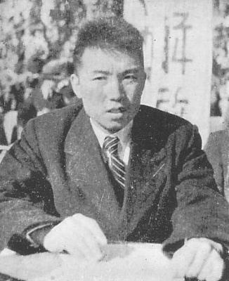 Kim_Il-金日成(1946年)