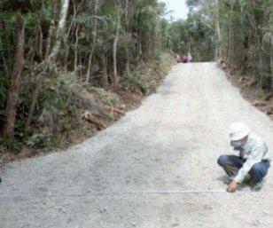 CtZCxEVUIAITD00事前協議書の範囲超え樹木伐採