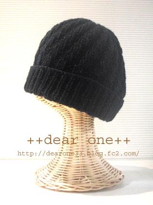 ツイードの帽子160914_2