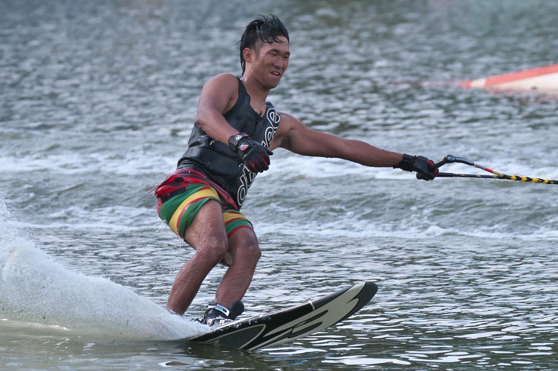 2016JcWC_Slalomtrial#1 稲寺驎太郎
