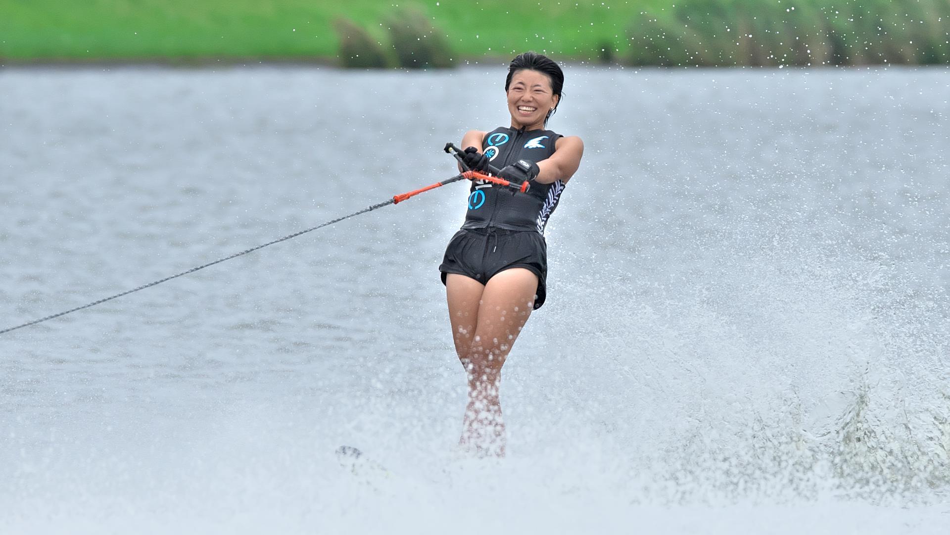 2016CS2Slalom吉田江梨花選手(日)