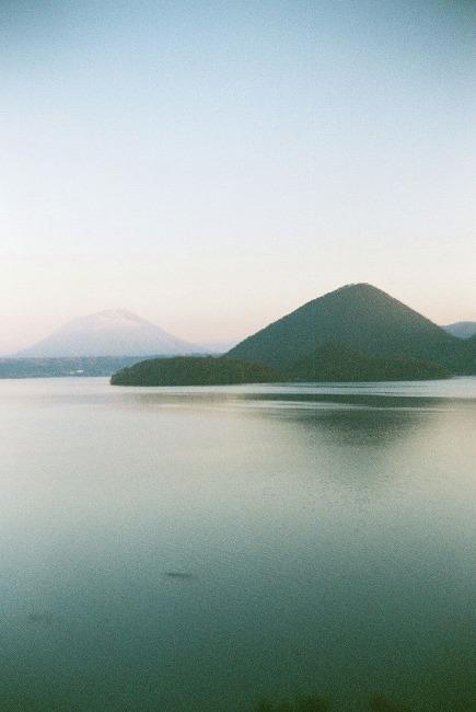151023洞爺湖の朝