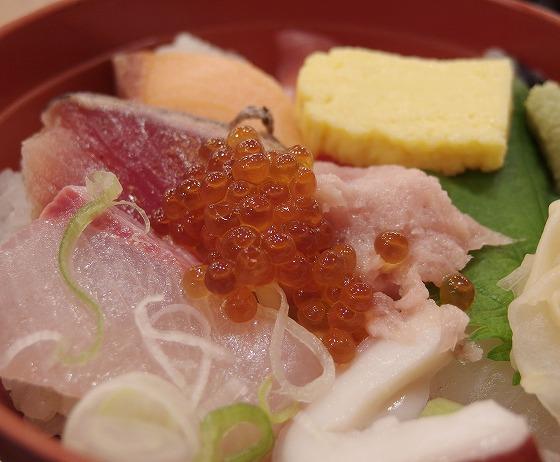 160722大庄水産海鮮丼