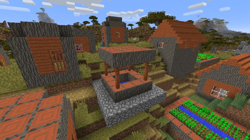 Minecraft 1-1-0 Pre-2