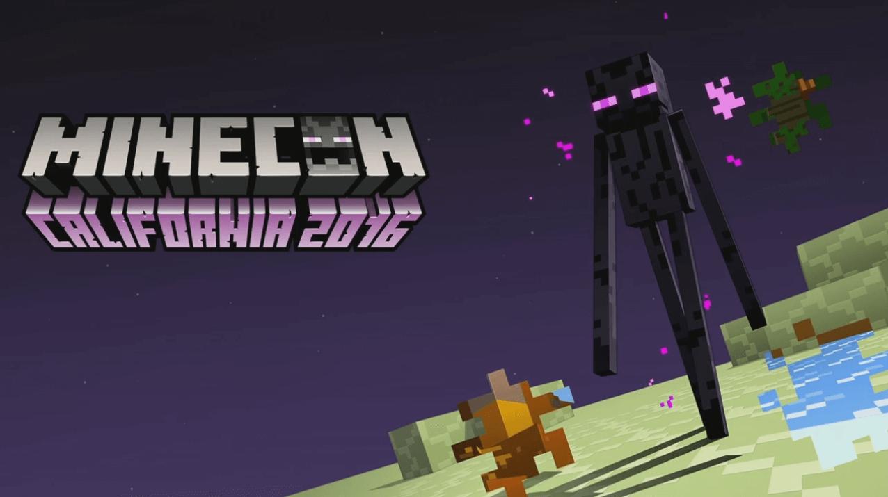MINECON 2016 Minecraft Ver1_11_0