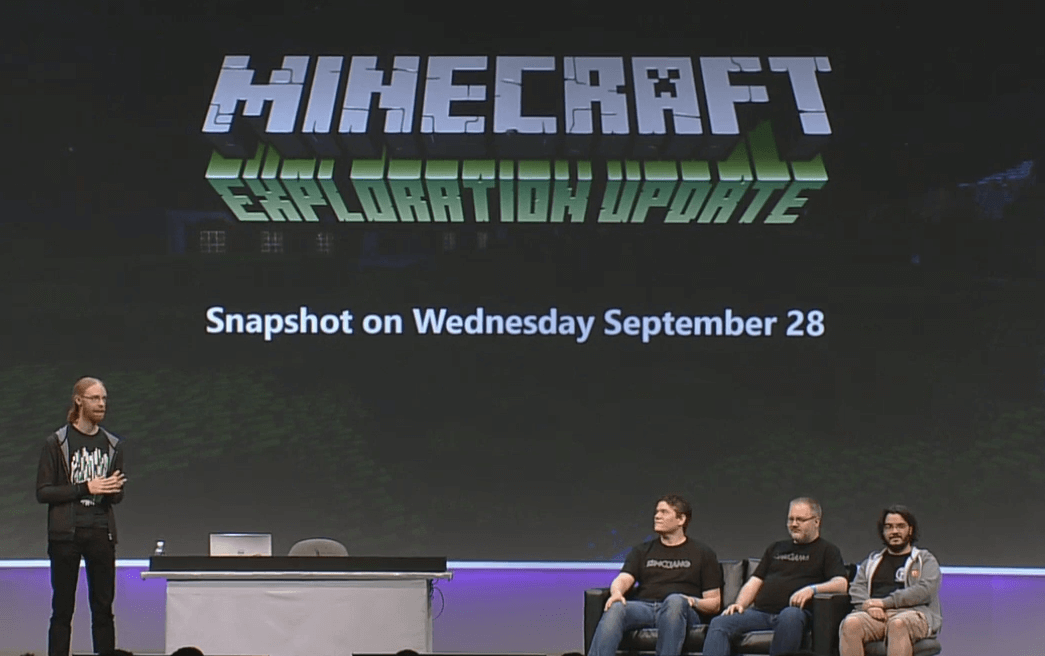 MINECON 2016 Minecraft Ver1_11_0-56