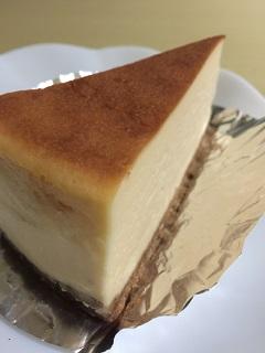 天童荘ガーデンカフェ 自家製温泉チーズケーキ