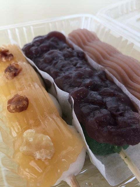 石川米穀店 姫飯だんご 2016 2