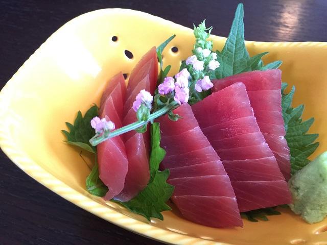 日本料理 いずみ 刺身